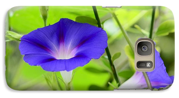 Galaxy Case featuring the photograph Hidden Beauty by Corinne Rhode