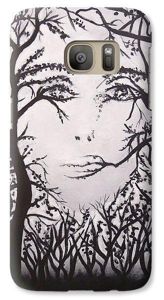 Hidden Face Galaxy S7 Case