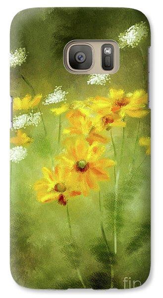 Galaxy Case featuring the digital art Hidden Gems by Lois Bryan
