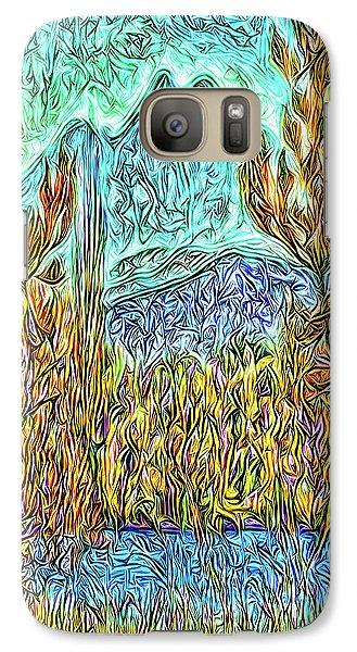 Hidden Lake Galaxy S7 Case