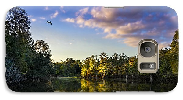 Hidden Light Galaxy S7 Case by Marvin Spates