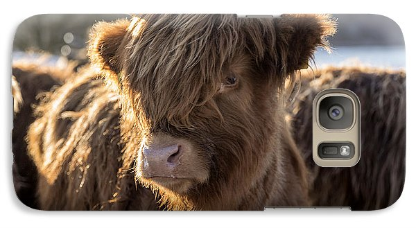 Highland Baby Coo Galaxy S7 Case