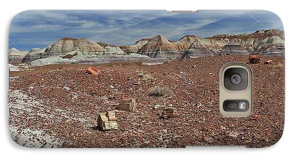Galaxy Case featuring the photograph Hillside Hues by Gary Kaylor
