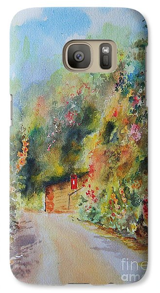 Hillside Street Hythe Kent Galaxy S7 Case