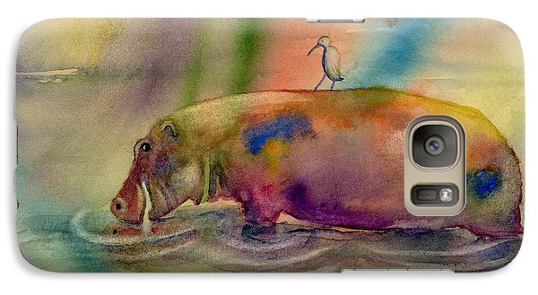 Hippy Dippy Galaxy S7 Case
