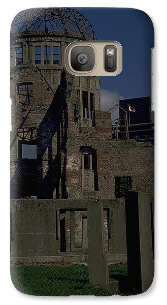 Hiroshima Peace Memorial Galaxy S7 Case