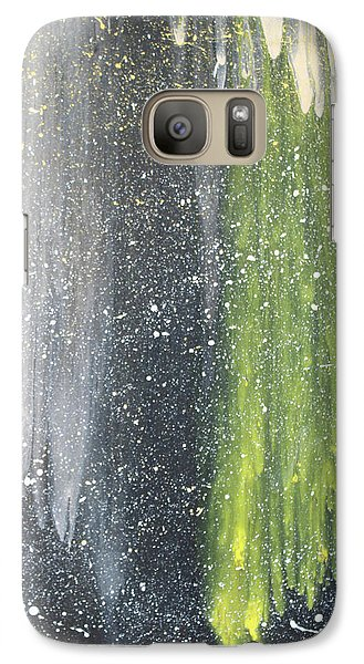 His World Galaxy S7 Case by Cyrionna The Cyerial Artist
