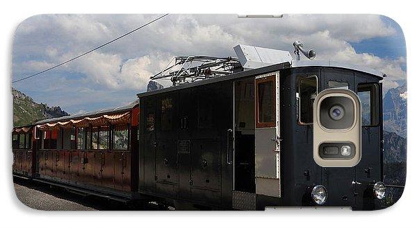 Historic Cogwheel Train  Galaxy S7 Case