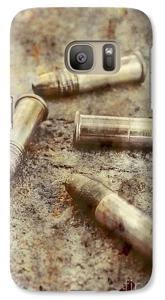 Galaxy Case featuring the photograph Historic Military Still by Jorgo Photography - Wall Art Gallery
