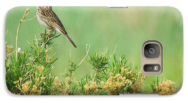 Galaxy Case featuring the photograph Hitting The High Note by John De Bord