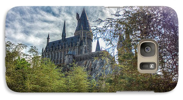 Hogwarts Castle Galaxy S7 Case