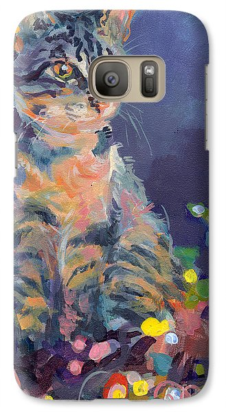 Holiday Lights Galaxy S7 Case