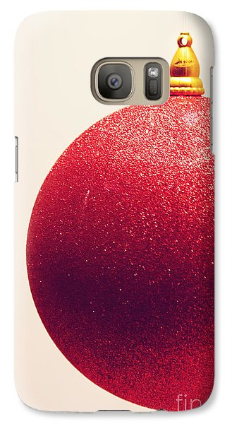 Galaxy Case featuring the photograph Holiday Sparkle by Cindy Garber Iverson