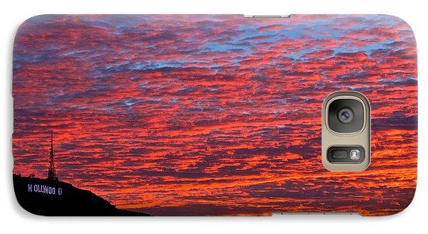 Hollywood Sunrise Galaxy S7 Case
