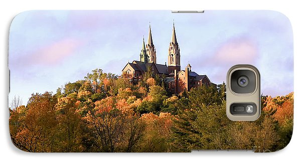 Holy Hill Basilica, National Shrine Of Mary Galaxy S7 Case by Ricky L Jones