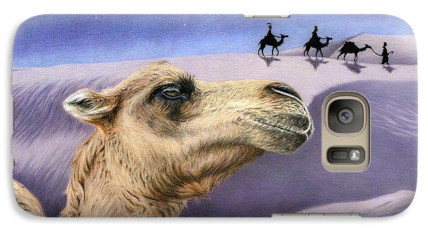 Holy Night Galaxy S7 Case