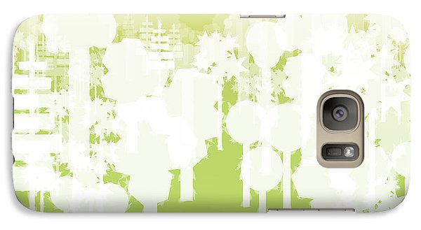 Galaxy Case featuring the digital art Holy Vale by Kevin McLaughlin
