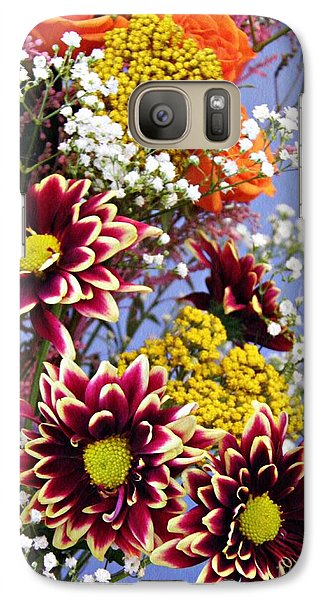 Galaxy Case featuring the photograph Holy Week Flowers 2017 4 by Sarah Loft