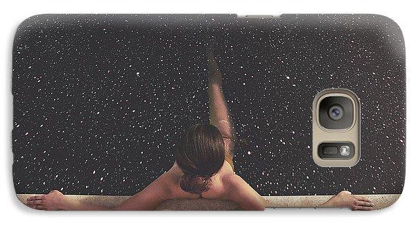 Holynight Galaxy Case by Fran Rodriguez