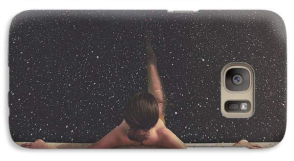 Surrealism Galaxy S7 Case - Holynight by Fran Rodriguez