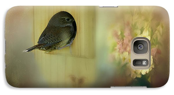 Galaxy Case featuring the photograph Home Sweet Home by Brenda Bostic