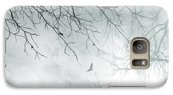 Galaxy Case featuring the digital art Home by Trilby Cole