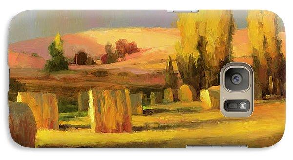 Pasture Galaxy S7 Case - Homeland 3 by Steve Henderson