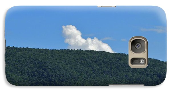 Galaxy Case featuring the photograph Homer Simson by James McAdams