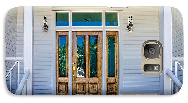 Galaxy Case featuring the photograph Homes Of Key West 8 by Julie Palencia