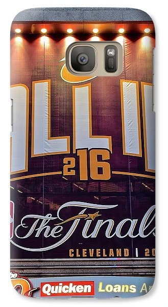 Galaxy Case featuring the photograph Hometeam 2016 by Frozen in Time Fine Art Photography