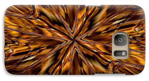 Galaxy Case featuring the photograph Honey Flow by David Dunham