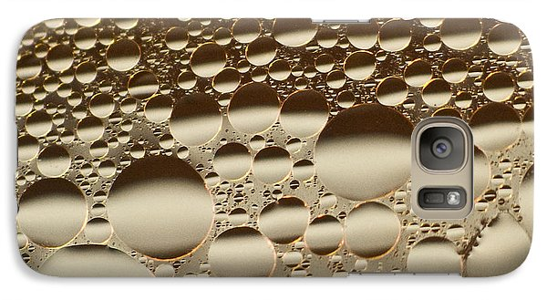 Galaxy Case featuring the photograph Honey Moons by Tom Vaughan