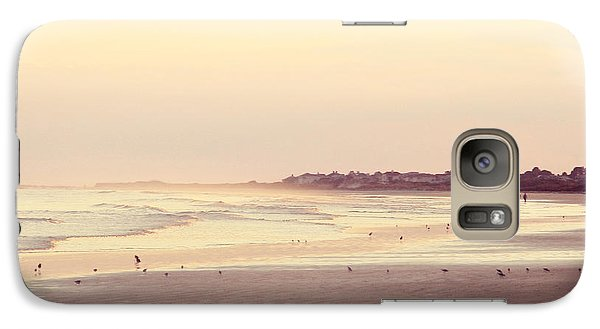 Galaxy Case featuring the photograph Honeymoon by Amy Tyler