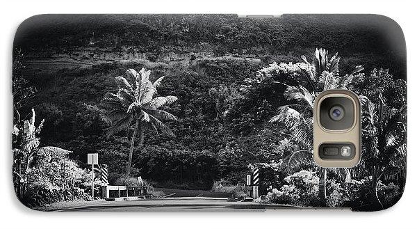 Galaxy Case featuring the photograph Honokohau Maui Hawaii by Sharon Mau