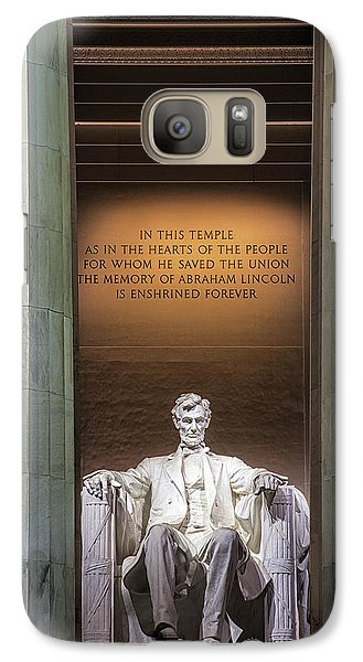 Honored For All Time Galaxy S7 Case