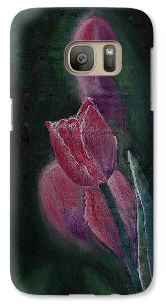 Galaxy Case featuring the painting Hope by Geeta Biswas