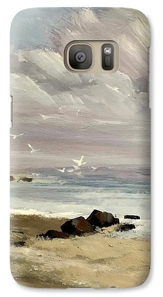 Galaxy Case featuring the painting Hope by Helen Harris