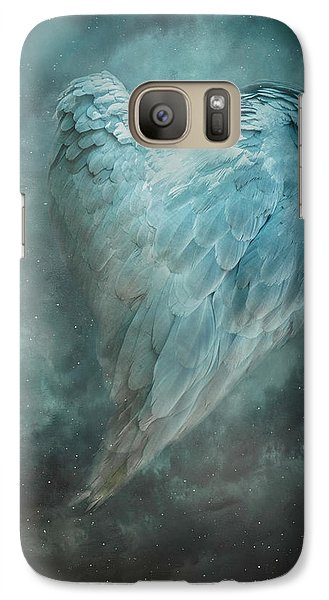 Hope Is The Thing With Feathers Galaxy S7 Case