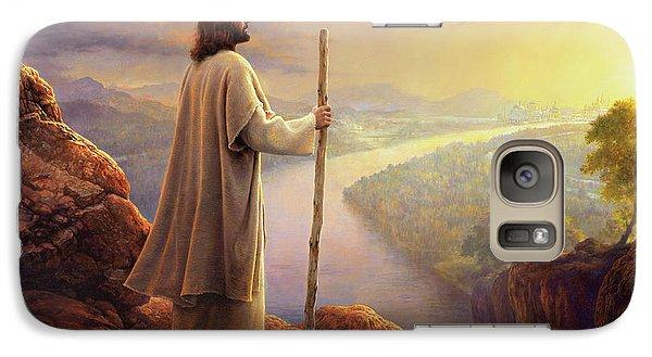 Religion Galaxy S7 Case - Hope On The Horizon by Greg Olsen