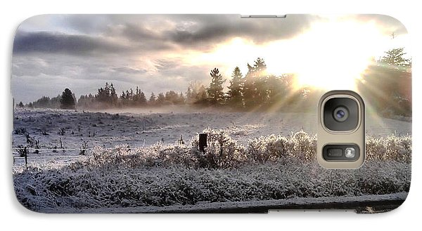 Galaxy Case featuring the photograph Hope  by Rory Sagner
