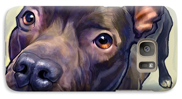 Bull Galaxy S7 Case - Hope by Sean ODaniels