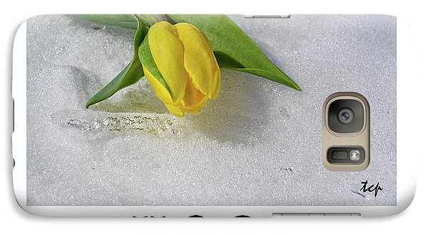 Galaxy Case featuring the photograph Hope by Traci Cottingham