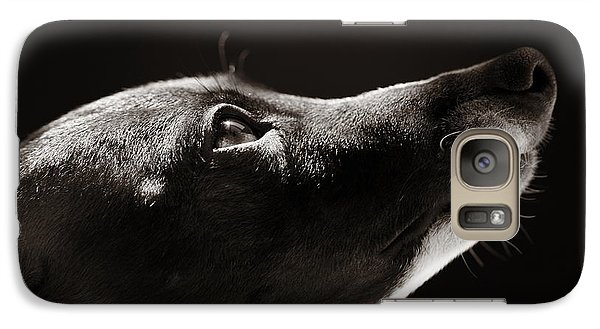 Galaxy Case featuring the photograph Hopeful by Angela Rath