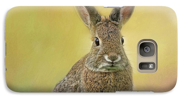 Galaxy Case featuring the photograph Hoppy Easter  by Donna Kennedy