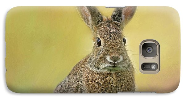 Galaxy Case featuring the photograph Hoppy Spring by Donna Kennedy