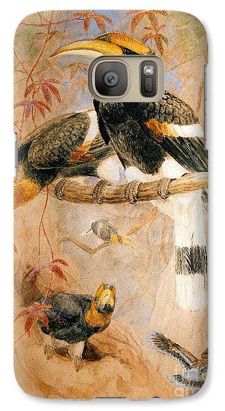 Hornbill  Galaxy S7 Case