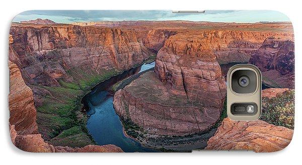 Horseshoe Bend Morning Splendor Galaxy S7 Case