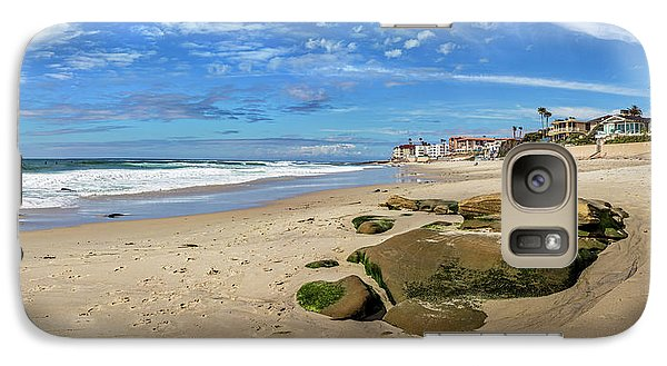 Galaxy Case featuring the photograph Horseshoes by Peter Tellone