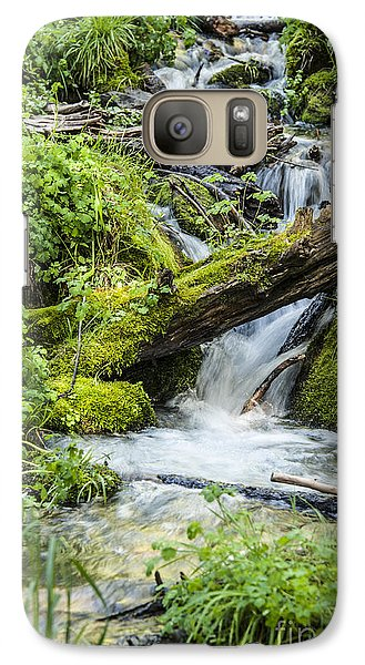 Galaxy Case featuring the photograph Horton Springs by Anthony Citro