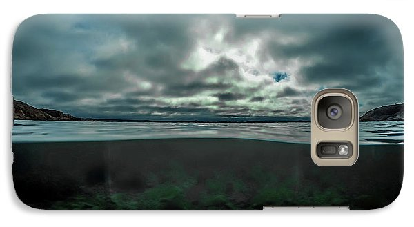 Galaxy Case featuring the photograph Hostsaga - Autumn Tale by Nicklas Gustafsson